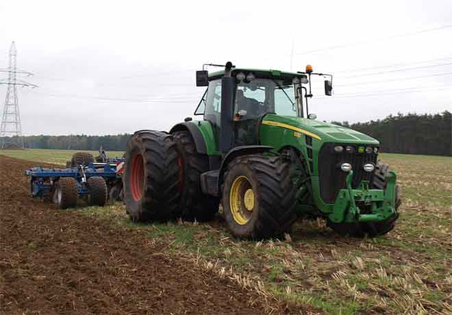 Peat-production-machines